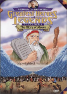Greatest Heroes And Legends Of The Bible: The Story Of Moses Movie