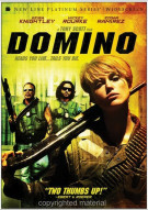Domino (Widescreen) Movie