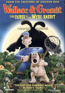 Wallace & Gromit: The Curse Of The Were-Rabbit (Fullscreen) Movie