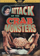 Attack Of The Crab Monsters Movie