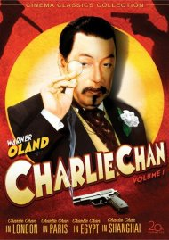 Charlie Chan Collection: Volume 1 Movie