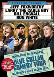 Blue Collar Comedy Tour 3 Pack Movie