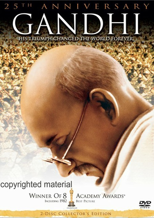 Gandhi: 25th Anniversary Collectors Edition Movie