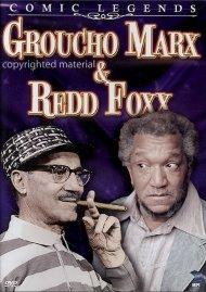 Comic Legends: Groucho Marx & Redd Foxx Movie