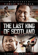 Last King Of Scotland, The (Widescreen) Movie