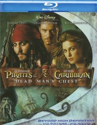 Pirates Of The Caribbean: Dead Mans Chest Blu-ray