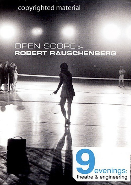 Open Score By Robert Rauschenberg Movie
