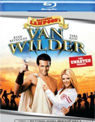 National Lampoons Van Wilder: The Unrated Version Blu-ray
