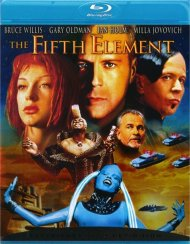 Fifth Element, The (Remastered) Blu-ray