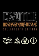 Led Zeppelin: The Song Remains The Same - Limited Collectors Edition Movie