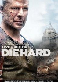 Live Free Or Die Hard (Repackage) Movie