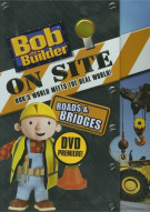 Bob The Builder: On Site - Roads & Bridges Movie