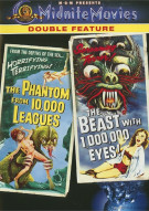 Phantom From 10,000 Leagues, The / The Beast With 1,000,000 Eyes! (Double Feature) Movie