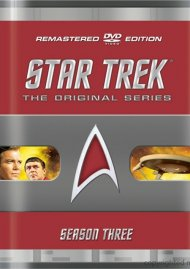 Star Trek: The Original Series - The Complete Third Season (Remastered) Movie