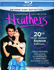 Heathers: 20th High School Reunion Edition Blu-ray