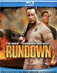 Rundown, The Blu-ray