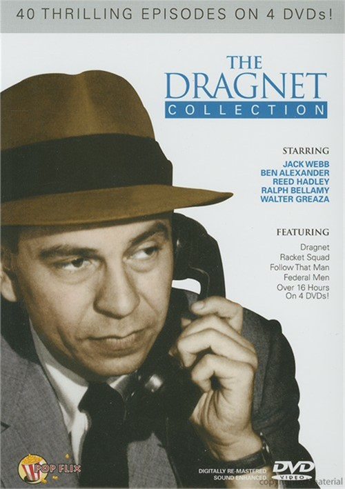 Dragnet Collection, The Movie