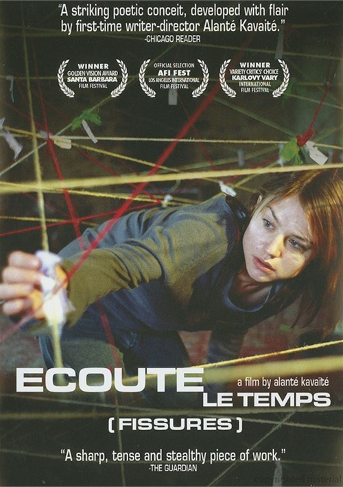 Ecoute Le Temps (Fissures) Movie
