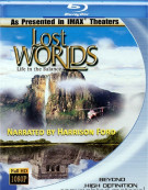Lost Worlds: Life In The Balance Blu-ray