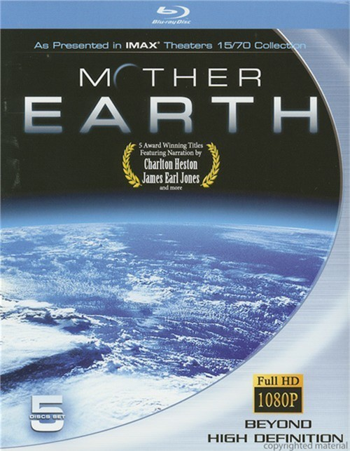 Mother Earth Blu-ray