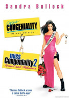 Miss Congeniality: Deluxe Edition / Miss Congeniality 2 (Double Feature) Movie