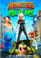 Monsters Vs. Aliens: Ginormous Double DVD Pack Movie
