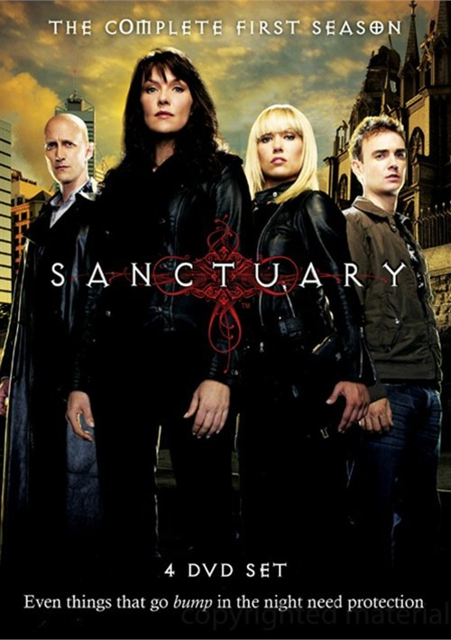 Sanctuary: The Complete First Season Movie