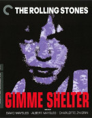 Gimme Shelter: The Rolling Stones - The Criterion Collection Blu-ray