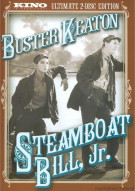 Steamboat Bill, Jr.: Ultimate Edition Movie