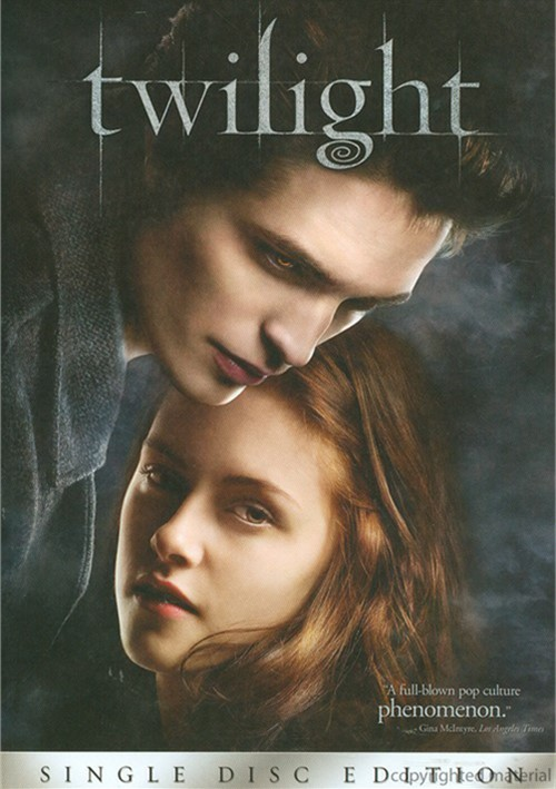 Twilight (Single Disc) Movie