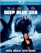 Deep Blue Sea Blu-ray