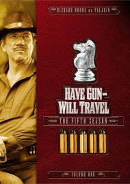 Have Gun Will Travel: Season 5 - Volume 1 Movie