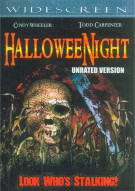Halloween Night Movie