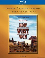How The West Was Won (Academy Awards O-Sleeve) Blu-ray