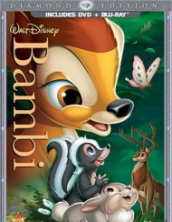 Bambi: Diamond Edition (DVD Case) Blu-ray