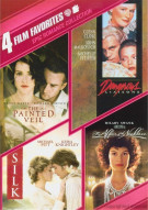 4 Film Favorites: Epic Romance Collection Movie