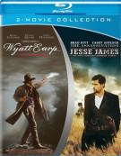 Wyatt Earp / The Assassination Of Jesse James By The Coward Robert Ford (Double Feature) Blu-ray