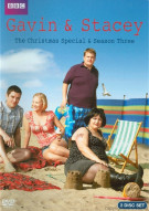 Gavin & Stacey: The Christmas Special And Season Three Movie