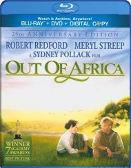 Out of Africa (Blu-ray + DVD + Digital Copy) Blu-ray