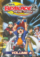 Beyblade: Metal Fusion - Volume 4 Movie