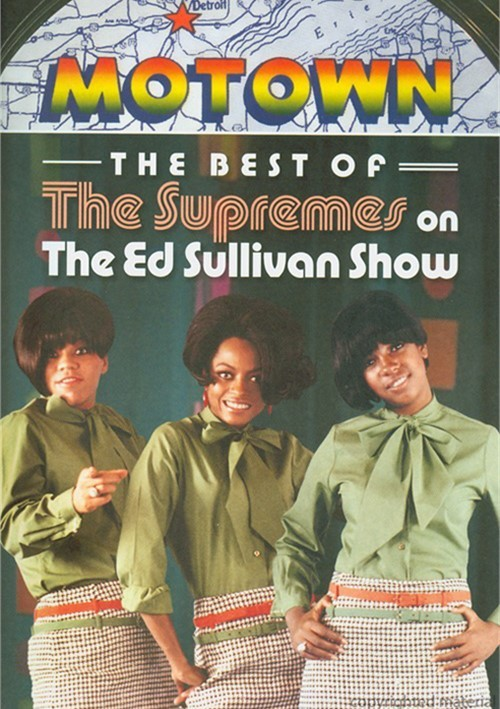 Best Of The Supremes On The Ed Sullivan Show, The Movie