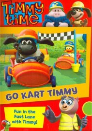 Timmy Time: Go Kart Timmy Movie