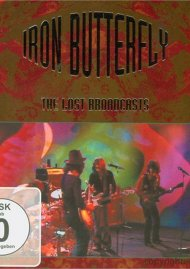 Iron Butterfly: The Lost Broadcasts Movie