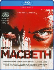 Giuseppe Verdi: Macbeth Blu-ray