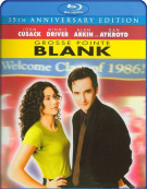 Grosse Pointe Blank: 15th Anniversary Edition Blu-ray