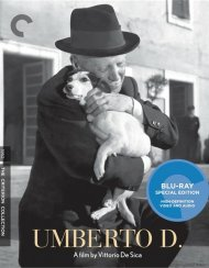 Umberto D.: The Criterion Collection Blu-ray