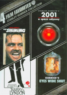 4 Film Favorites: Stanley Kubrick Collection Movie