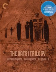 Qatsi Trilogy, The: The Criterion Collection Blu-ray