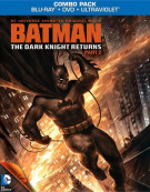 Batman: The Dark Knight Returns - Part 2 (Blu-ray + DVD Combo) Blu-ray