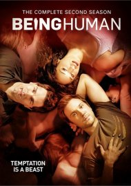 Being Human: The Complete Second Season Movie